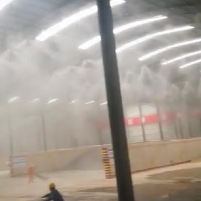 河南矿用喷雾降尘设备