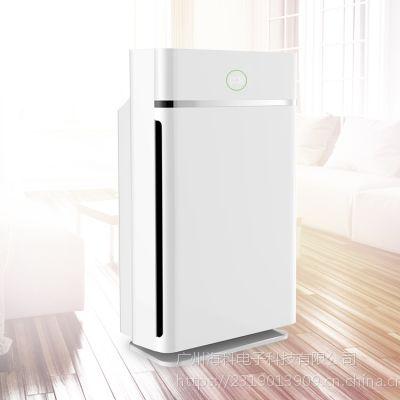 雅慕家用空气净化器负离子pm2.5生态仪智能室内净化器礼品oem批发厂家