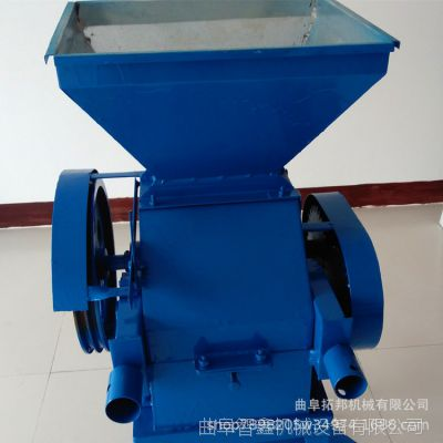 多用的挤扁机粮食压扁机厂家供应燕麦好操作的杂粮加工小型机