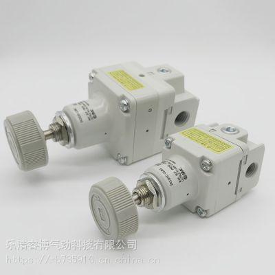 日本SMCIR2000-02BG紧密调压阀减压阀气动元件气源处理器