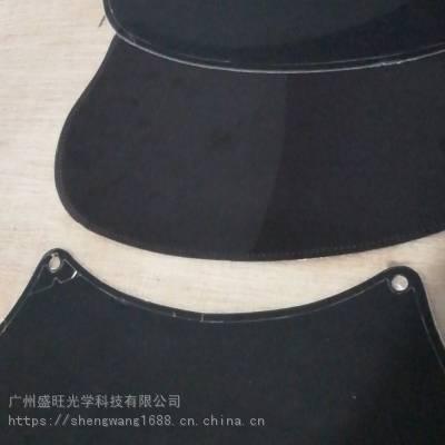 日本三菱茶色磨砂PC板PC片高耐磨防刮花光面茶色磨砂光面现货订货1.0-15MM1830*915