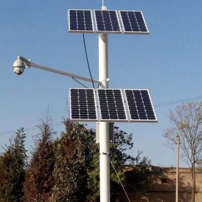 明光恒辉太阳能监控供电系统厂家、太阳能离网供电系统、太阳能无线监控