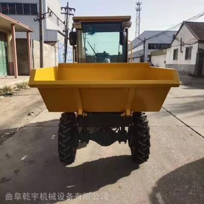 江西萍乡供应工地专用的蹦蹦车 多用途的大马力前翻式翻斗车