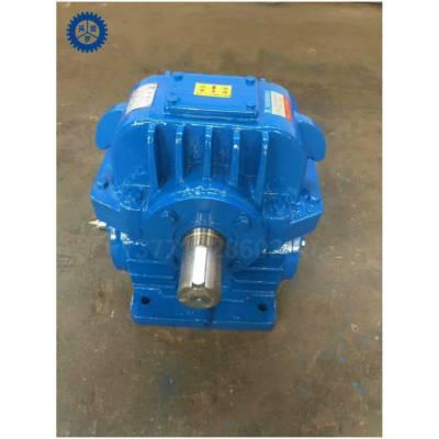圆弧蜗杆减速机CWU160-50-IIF,低噪音减速机厂家,大功率蜗轮