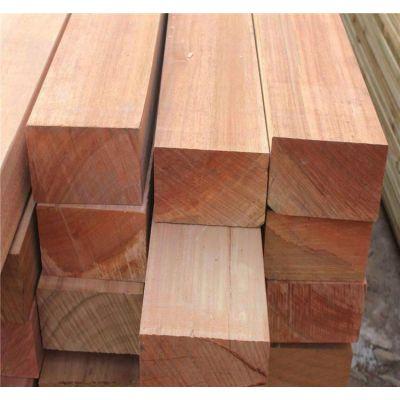 【柳桉木】上海木方直销硬木柳桉木 木材供应商港榕