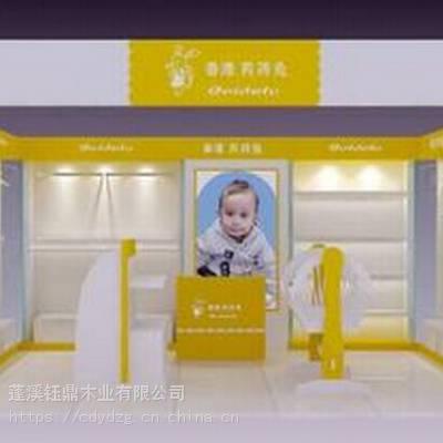免费设计定做成都母婴店货柜 母婴展柜 孕婴店展柜