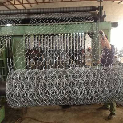 格宾护脚 六边形石笼网箱 固堤石笼网垫厂家批发