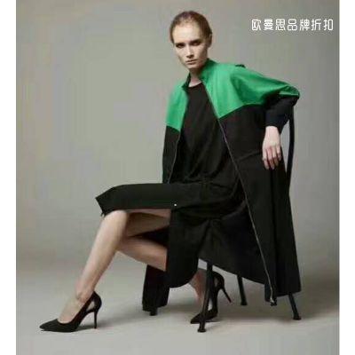 品牌折扣女装 杭州一线品牌述色子译女装 折扣女装批发 尾货走份