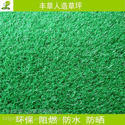 广州尼龙PA材质人造草坪休闲装饰人工短草幼儿园塑料草庭院花园假草