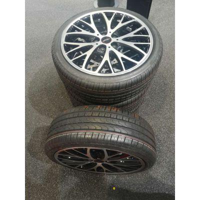 铝轮毂产品的抛光精车和毛胚面专用凯密特尔无铬钝化处理产品