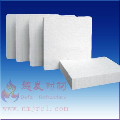 郑州德发 厂家供应 工业炉窑用 硅酸铝陶瓷纤维半硬板 节能环保