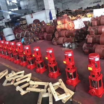 供应 XBD13.0/5W-CDL 50L 11KW 上海江洋 消火栓喷淋增压泵 铸铁 优质厂家