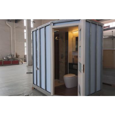 康誉KY-1624钢构瓷砖款整体卫生间