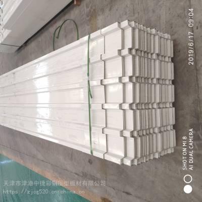供应天津YX28-150-750型彩色压型钢板 彩钢板 瓦楞板