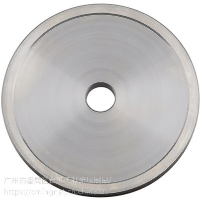 异形轮异形机磨轮直边金刚石砂轮玻璃磨边轮磨具厂家直供