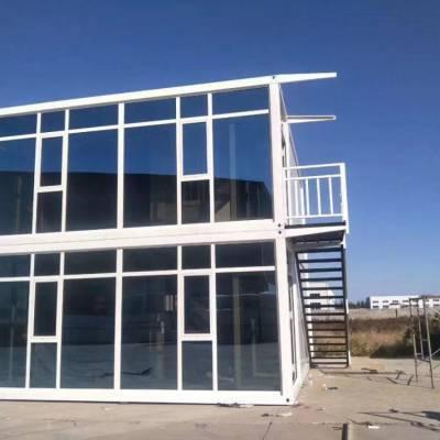 临建集成房屋,打包箱快拼箱房材料生产厂家