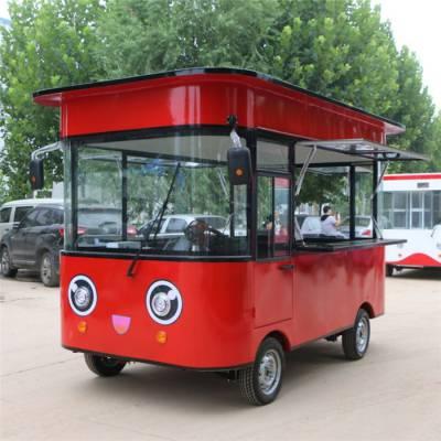 流动早餐车-亿品香餐车-早餐车