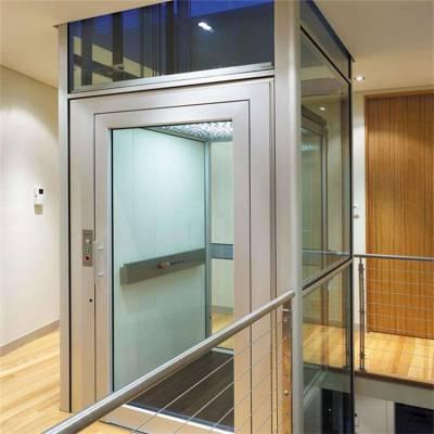 小型别墅电梯 洋房2层、3层家用电梯价格