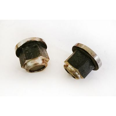 煤矿锚杆专用螺母-航大紧固件(在线咨询)-营口煤矿锚杆螺母