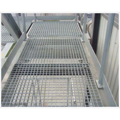 安庆市大观区 价格超低 热镀锌地沟格栅板 船用家踏板 钢结构平台踏步板 价格低廉