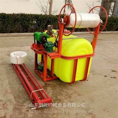 新悦农用宽幅高压喷雾器 300L大宽幅自走式打药机 喷杆式喷雾机