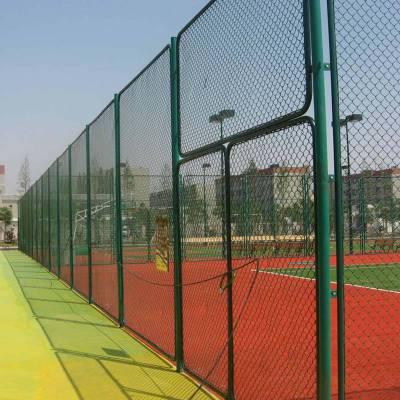 射阳县围网网球场报价-高尔夫球场围网厂-球场铁丝围栏网