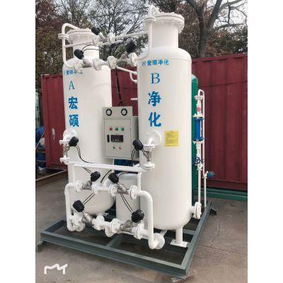 蚌埠粮仓制氮机充氮气防虫防霉氮气纯度高