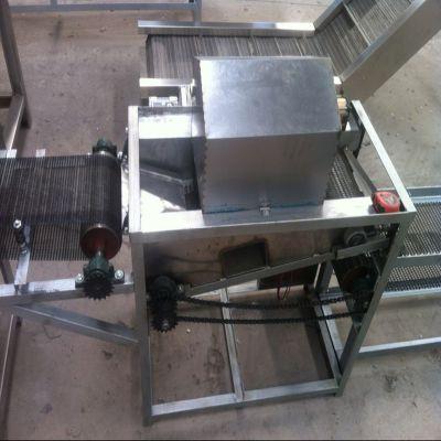 新疆大型饼干生产线设备 韧性饼干机 威化饼干生产线 朗正机械
