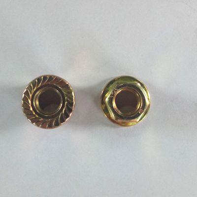 法兰锁紧螺母-永年法兰螺母-永年标准件产业城江鑫(查看)