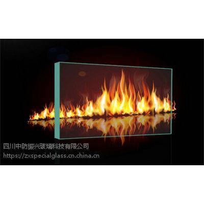 重庆单片非隔热防火玻璃12毫米
