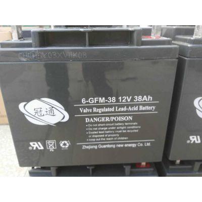 优质冠通蓄电池应急电源专用-参数报价