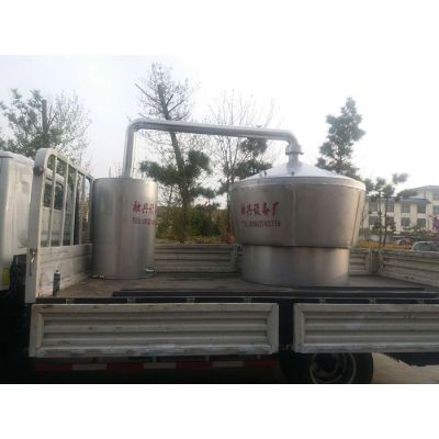烤酒设备-融达酿酒设备厂家-200斤烤酒设备