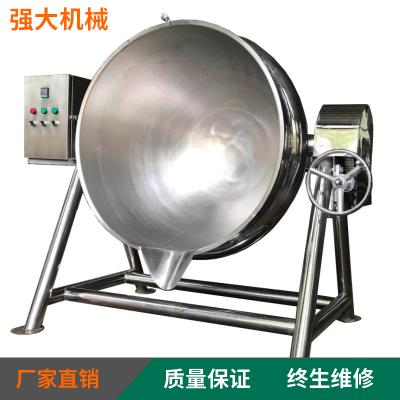 蜜汁酱猪蹄卤煮锅 电加热不锈钢夹层锅