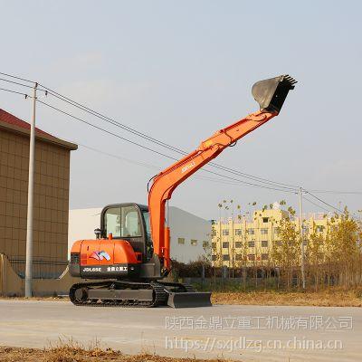 北京直销日立小型挖土机价格 国产60挖掘机多少钱
