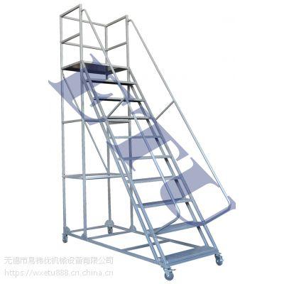 ETU易梯优,SL型拆装式钢制登高梯 全新设计 拆装结构