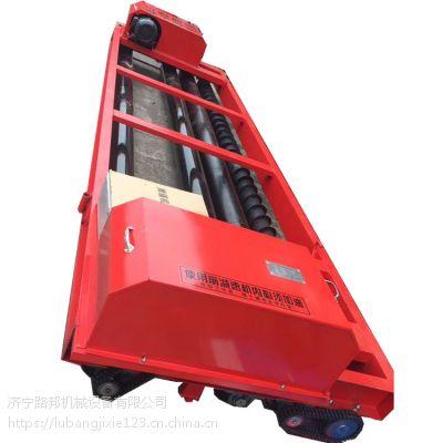 路邦机械SYTP-4000-16000型带法兰的滚筒滚轴可起拱的摊铺机 摊铺整平机