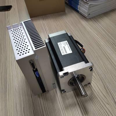 威纶步进电机+驱动器(开环)42TK08+TK42(40台箱)