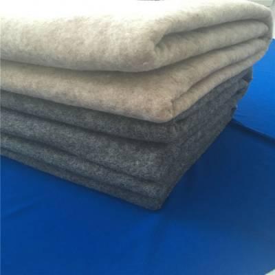 棉鞋用灰色羊毛毡生产厂家 硬质羊毛毡垫
