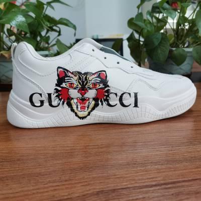鞋子3D图案打印机 鞋材侧边面印花机 UV高喷射凹凸打印机