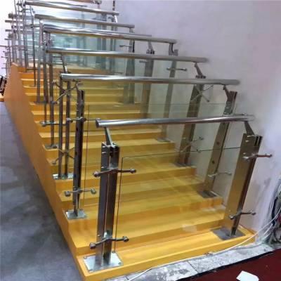 泰州耀荣 伸缩式不锈钢栏杆立杆制造商