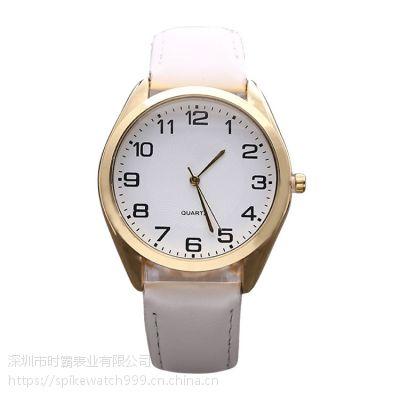 手表厂家定制spike爆款时尚高端简约石英皮带表