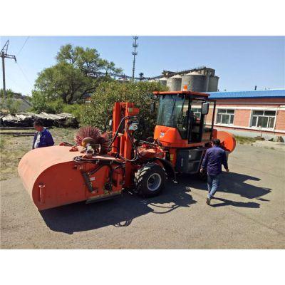 天洁机械(图)-建筑工地清扫车-清扫车
