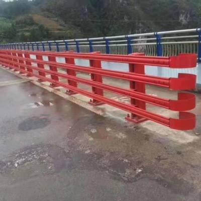 景观防撞栏杆-飞龙护栏(推荐商家)