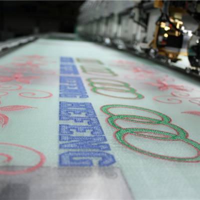 浙江嘉兴规模型家纺厂家怎么选择绣花机?