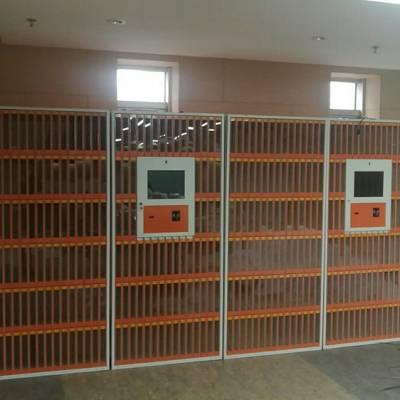 东莞-中立智能-图书借阅柜-智能图书柜-电子存包柜