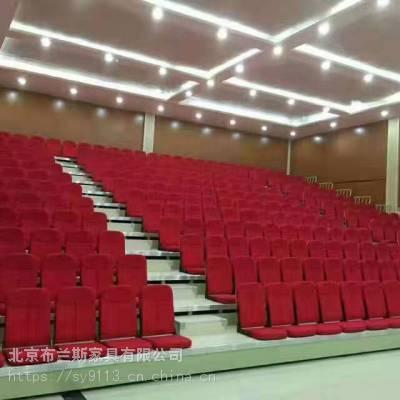 厂家直销电动伸缩看台手动伸缩看台活动看台体育馆座椅观众看台
