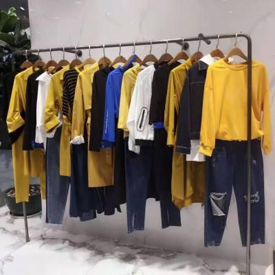 山东服装批发市场 100%小山羊绒双面羊绒大衣 服装店加盟 品牌折扣女装批发走份