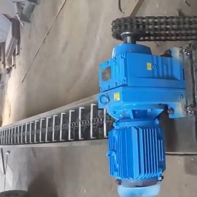 面粉厂配套刮板输送机麸皮传输刮板运输机