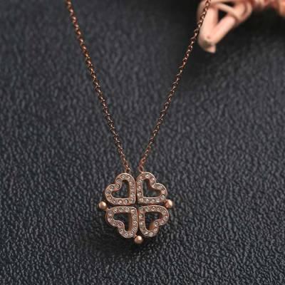 钛钢项链定制-项链定制-恒达鑫饰品