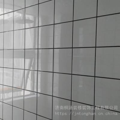 济南做瓷砖美缝施工按什么收费多少钱